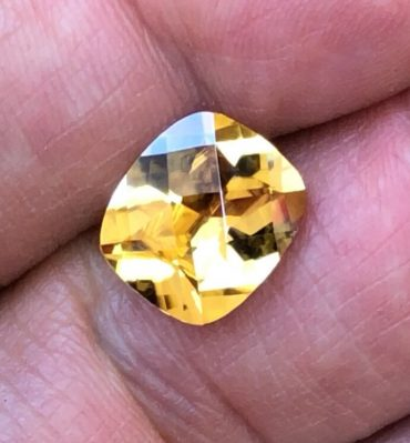 Lemon Yellow Zircon 10.85ct
