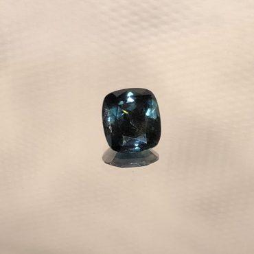 Ceylon Teal Green Sapphire Cushion•1.33ct