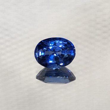 Ceylon Blue Sapphire Oval•1.19ct