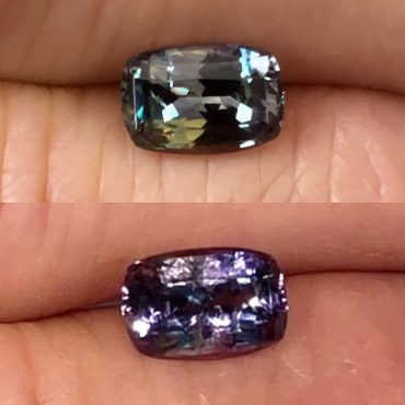Natural Alexandrite Color Change 1.60ct